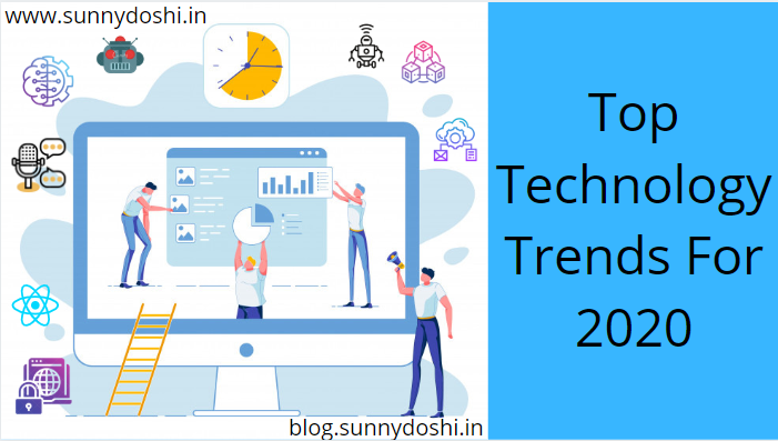 Top Technology Trends For 2020